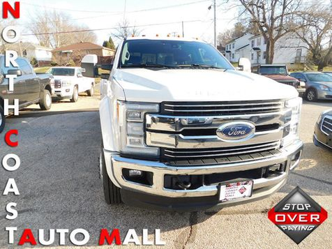 2017 Ford Super Duty F-450 Pickup Lariat in Bedford, Ohio