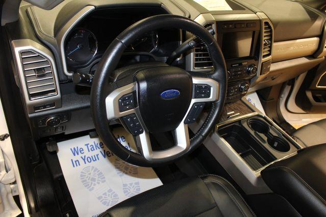 2017 Ford Super Duty F-450 dually crew cab diesel 4x4 Lariat in Roscoe, IL 61073