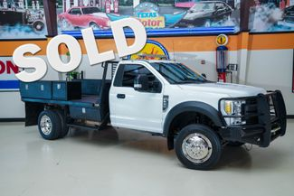 2017 Ford Super Duty F-550 DRW Chassis Cab XL 4x4 in Addison, Texas 75001