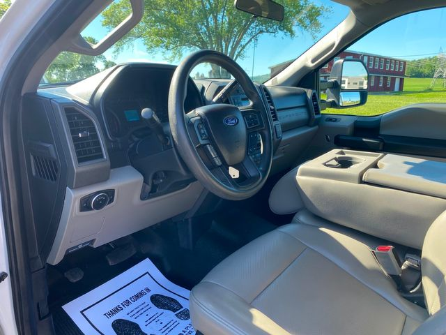 2017 Ford Super Duty F-550 DRW Chassis Cab XL in Ephrata, PA 17522