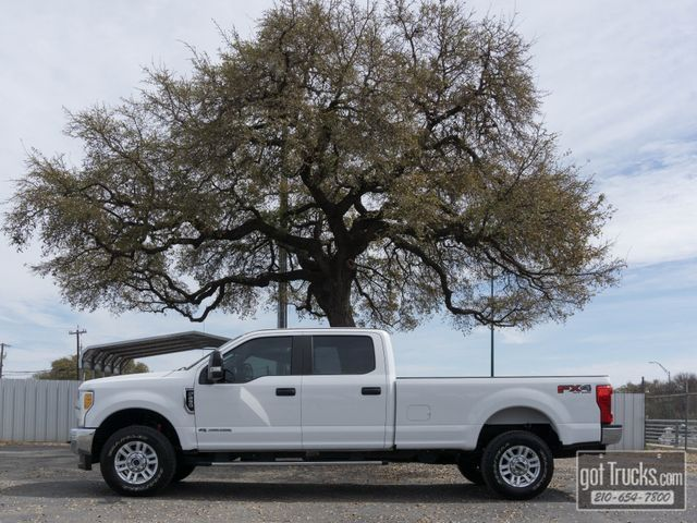 2017 Ford Super Duty F250 Crew Cab XL STX FX4 6.7L Power Stroke Diesel 4X4