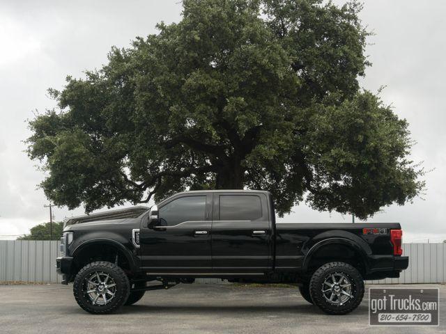 2017 Ford Super Duty F250 Crew Cab King Ranch FX4 6.7L Power Stroke 4X4