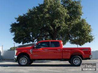 2017 Ford Super Duty F250 Crew Cab Lariat FX4 6.7L Power Stroke Diesel 4X4 in San Antonio Texas, 78217