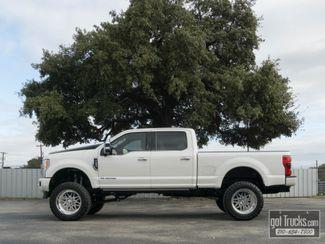 2017 Ford Super Duty F250 Crew Cab Platinum 6.7L Power Stroke Diesel 4X4 in San Antonio, Texas 78217