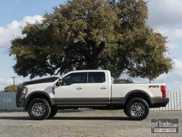 2017 Ford Super Duty F250 Crew Cab King Ranch FX4 6.7L Power Stroke 4X4