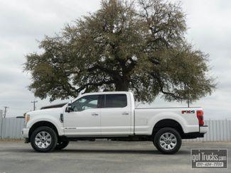 2017 Ford Super Duty F250 Crew Cab Platinum FX4 6.7L Power Stroke Diesel 4X4 in San Antonio, Texas 78217