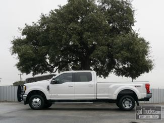 2017 Ford Super Duty F350 Crew Cab Lariat FX4 6.7L Power Stroke Diesel 4X4 in San Antonio, Texas 78217