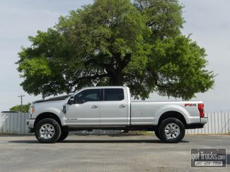 2017 Ford Super Duty F350 Crew Cab Platinum 6.7L Power Stroke Diesel 4X4 in San Antonio, Texas 78217