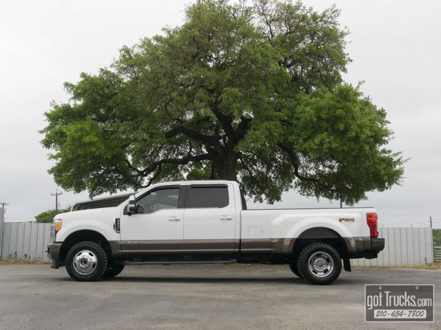 2017 Ford Super Duty F350 Crew Cab King Ranch FX4 6.7L Power Stroke 4X4