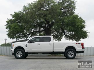 2017 Ford Super Duty F350 Crew Cab Platinum FX4 6.7L Power Stroke Diesel 4X4 in San Antonio, Texas 78217
