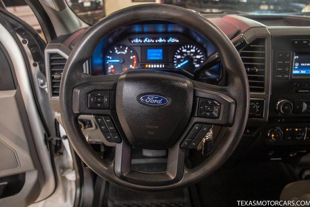 2017 Ford Super Duty SRW F-250 Pickup XL 4x4 in Addison, Texas 75001