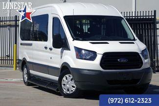 2017 Ford T350 Vans XLT Passenger Van Clean Carfax in Plano Texas, 75093