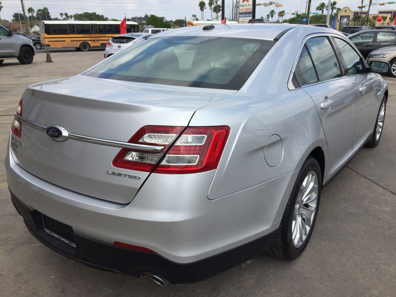 2017 Ford Taurus Limited  Brownsville TX  English Motors  in Brownsville, TX