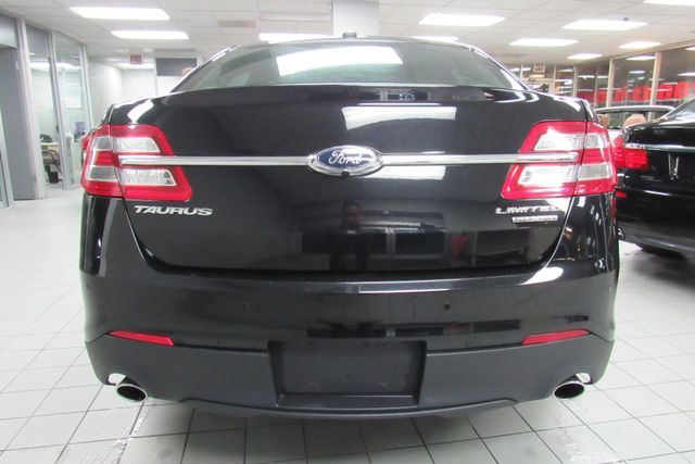 2017 Ford Taurus Limited W/ BACK UP CAM Chicago, Illinois 4