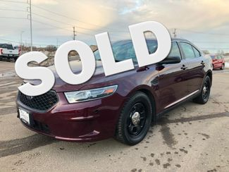 2017 Ford Taurus AWD Police Osseo, Minnesota