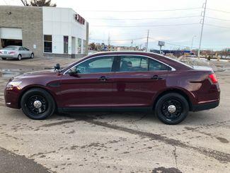 2017 Ford Taurus AWD Police Osseo, Minnesota 2