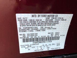 2017 Ford Taurus AWD Police Osseo, Minnesota 26