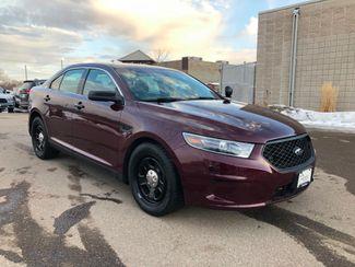 2017 Ford Taurus AWD Police Osseo, Minnesota 1
