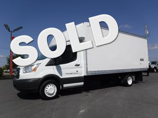 2017 Ford Transit 350 16FT Box Truck with Side Door in Lancaster, PA PA