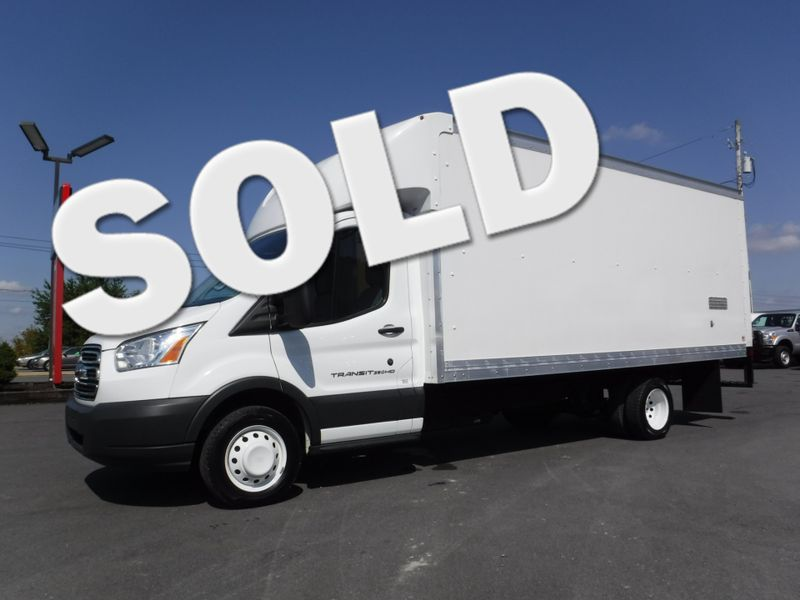 2017 Ford Transit 350 16FT Box Truck with Side Door in Ephrata PA