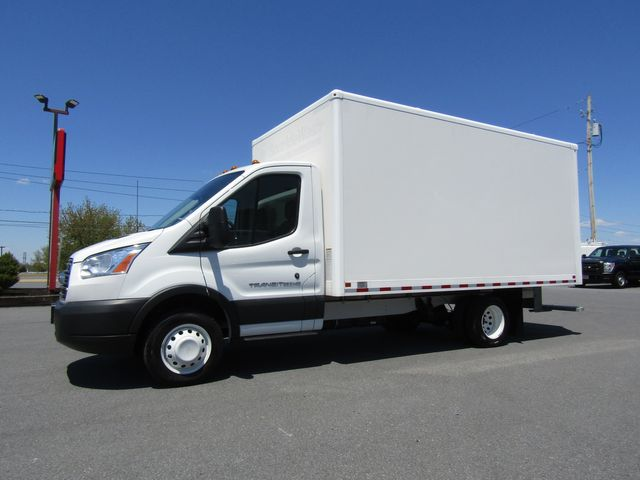 2017 Ford Transit 350 14' Box with Pressure Washing System