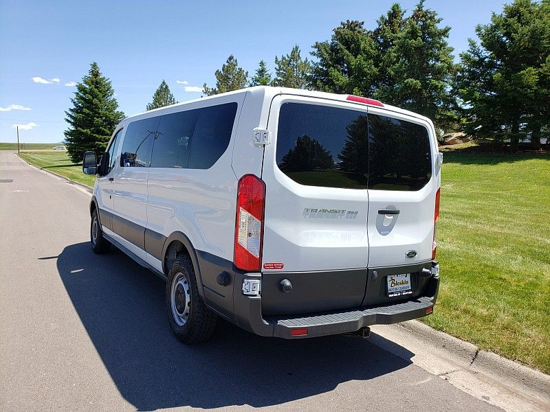 2017 Ford Transit 350 Passenger Wagon Low Roof Wagon XL  city MT  Bleskin Motor Company   in Great Falls, MT