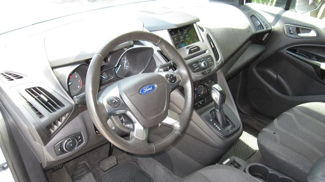 2017 Ford Transit Connect Cargo Van XLT Irving, Texas 38