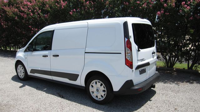 2017 Ford Transit Connect Cargo Van XLT Irving, Texas 4