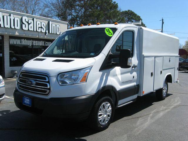 2017 Ford Transit Cutaway T-350 Richmond, Virginia 1