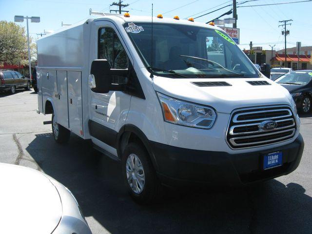 2017 Ford Transit Cutaway T-350 Richmond, Virginia 3