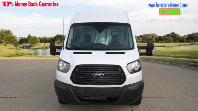 "2017 Ford Transit 250 148"" High Roof  Cargo Van W/ Cargo Glide Irving, Texas 1"