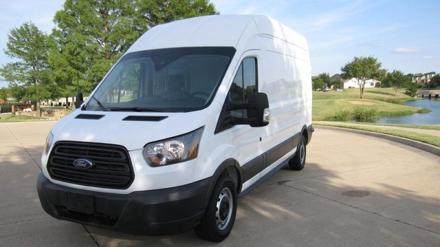 "2017 Ford Transit 250 148"" High Roof  Cargo Van W/ Cargo Glide Irving, Texas 2"