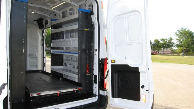 """2017 Ford Transit 250 148"""" High Roof  Cargo Van W/ Cargo Glide Irving, Texas 22"""