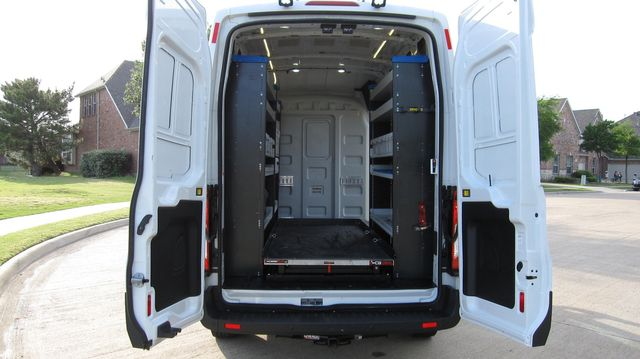 """2017 Ford Transit 250 148"""" High Roof  Cargo Van W/ Cargo Glide Irving, Texas 23"""
