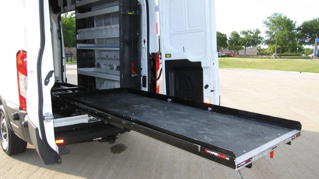 """2017 Ford Transit 250 148"""" High Roof  Cargo Van W/ Cargo Glide Irving, Texas 25"""