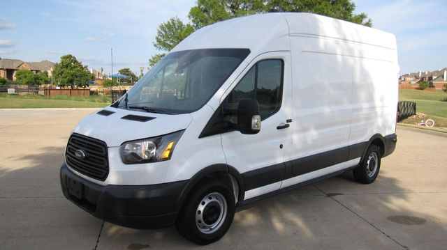 "2017 Ford Transit 250 148"" High Roof  Cargo Van W/ Cargo Glide Irving, Texas 3"