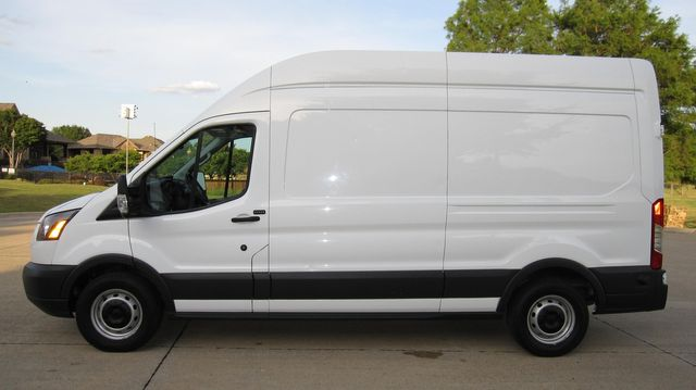 "2017 Ford Transit 250 148"" High Roof  Cargo Van W/ Cargo Glide Irving, Texas 4"