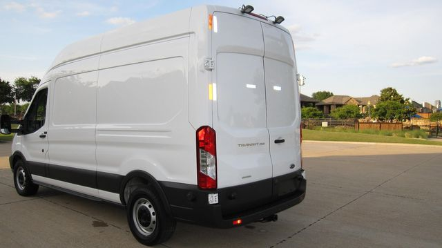 """2017 Ford Transit 250 148"""" High Roof  Cargo Van W/ Cargo Glide Irving, Texas 5"""