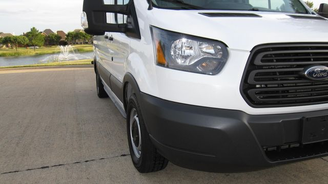 """2017 Ford Transit 250 148"""" High Roof  Cargo Van W/ Cargo Glide Irving, Texas 89"""