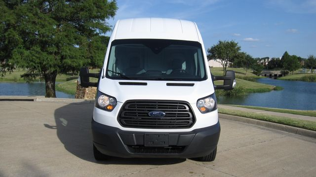 "2017 Ford Transit 250 148"" High Roof  Cargo Van W/ Cargo Glide Irving, Texas 93"