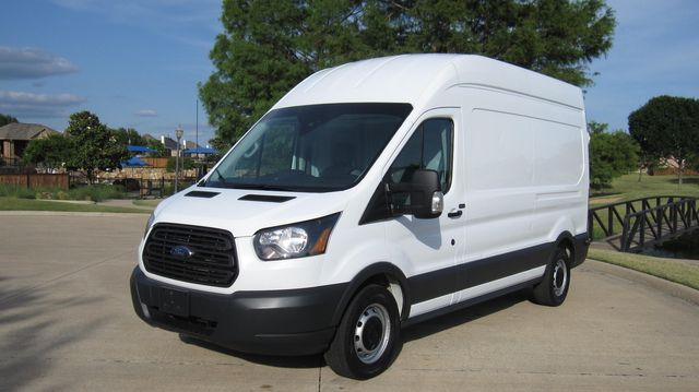 "2017 Ford Transit 250 148"" High Roof  Cargo Van W/ Cargo Glide Irving, Texas 92"