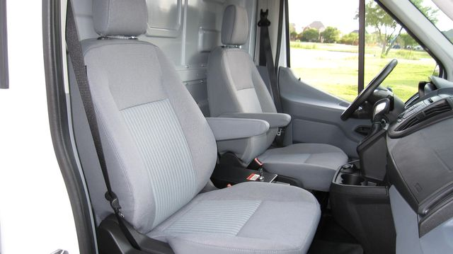 """2017 Ford Transit 250 148"""" High Roof  Cargo Van W/ Cargo Glide Irving, Texas 67"""