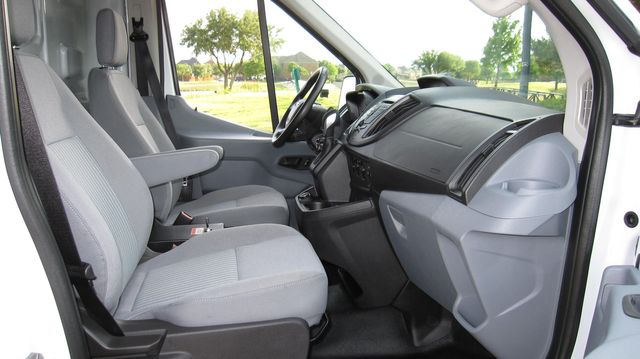 """2017 Ford Transit 250 148"""" High Roof  Cargo Van W/ Cargo Glide Irving, Texas 68"""