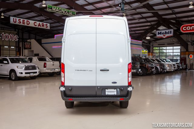 2017 Ford Transit Van in Addison Texas, 75001