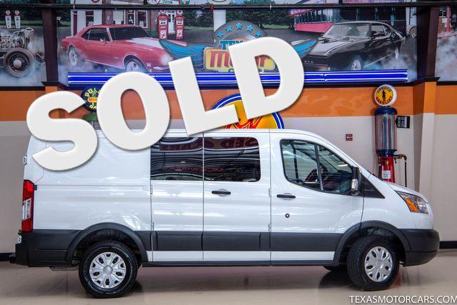 2017 Ford Transit Van Commercial