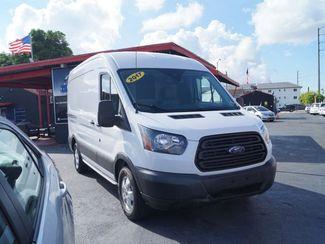 2017 Ford Transit Van Medium Roof w/Sliding Side Door w/RWB Van 3D in Hialeah, FL 33010
