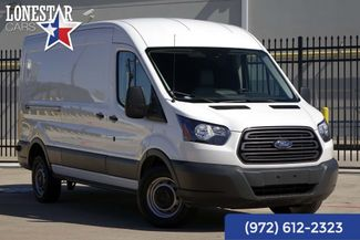 2017 Ford Transit T250 Cargo Van Medium Roof Clean Carfax in Plano Texas, 75093