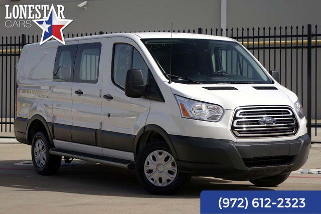 2017 Ford Transit Cargo Van Warranty T250