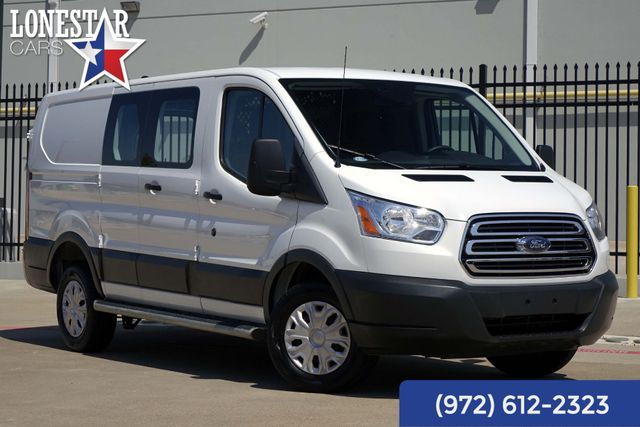 2017 Ford Transit 250 Cargo One Owner Clean Carfax