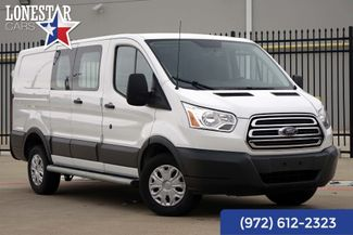 2017 Ford Transit 250 Cargo Van One Owner Clean Carfax in Plano Texas, 75093